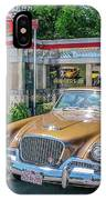 Day At The Diner IPhone Case
