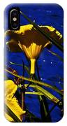 Day Lilies By The Water IPhone Case