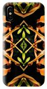 Day Lily Square Dance IPhone Case