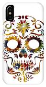 Day Of The Dead IPhone Case by Michael Colgate