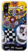 Day Of The Dead IPhone Case