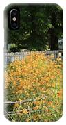 Daylilies In The Spring IPhone Case