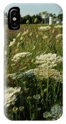 Days Of Queen Annes Lace IPhone Case