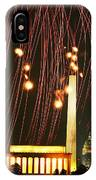 Dc Fireworks IPhone Case