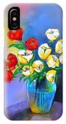De Rosas Y Azucenas IPhone Case