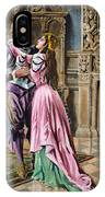 De Soto & Isabella, 1539 IPhone Case
