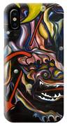Dead Dog IPhone Case