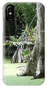 Wild Florida Dead Mans River IPhone Case