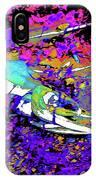 Dead Salmon 8 IPhone Case