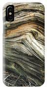 Dead Tree Textures IPhone Case