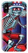 Deadhead Surfer IPhone X Case