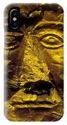 Death Mask IPhone Case