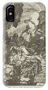 Death Of Dido, Gerard De Lairesse, 1668 IPhone Case