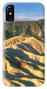 Death Valley National Park, California IPhone Case