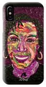 Deb A Self Portrait IPhone Case