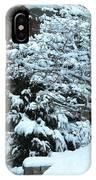 December Snows IPhone Case