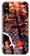 December Walk In The Blue Ridge IPhone Case
