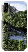 Deception Pass Painting IPhone Case