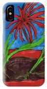 Deck Plant IPhone Case