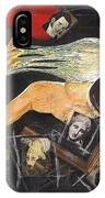 deconstructing Dorian Gray IPhone Case
