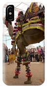 Decorated Camel Pushkar IPhone Case