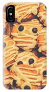 Decorated Shortbread Mummy Cookies IPhone Case