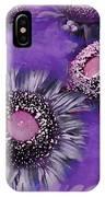 Decorative Sunflowers A872016 IPhone Case
