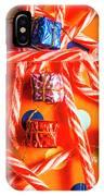 Decorative Xmas IPhone Case