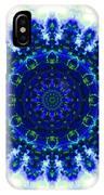 Deep Blue IPhone Case