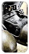 Deep Diver Boots Hdr And Vintage Process IPhone Case