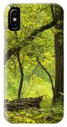 Deep Forest Scenic IPhone Case