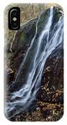 Deep Hallow Falls Virginia IPhone Case