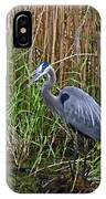 Deep In The Swamps IPhone Case