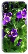 Deep Purple  IPhone Case