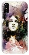 Deep Purple.rock Stars IPhone Case