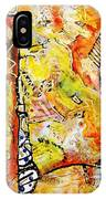 Art And Theater IPhone Case