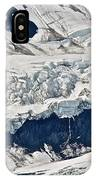 Deep Snow IPhone Case