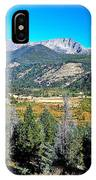 Deep Vista IPhone Case