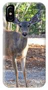 Deer Doe - 1 IPhone Case