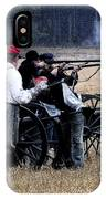 Defending The Artillery IPhone Case