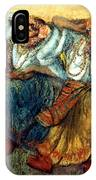 Degas: Dancing Girls, C1895 IPhone Case