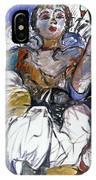 Degas Girl IPhone Case