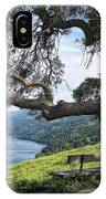 Del Valle Reservoir IPhone Case