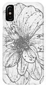 Lush Blossom IPhone Case