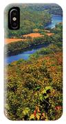 Delaware River From The Appalachian Trail IPhone Case