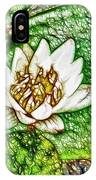 Delicate Fragrance IPhone Case