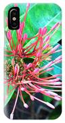 Delicate Pink Flower IPhone Case