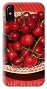 Delicious Cherries IPhone Case