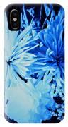 Delightfully Blue IPhone Case