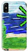 Delray Beach IPhone X Case